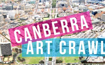 CANBERRA ART CRAWL