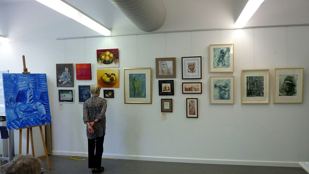 CAW MEMBERS' SPRING 2016 EXHIBITION