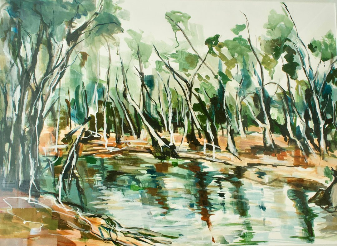 Margaret Harrison-Smith The Campaspe