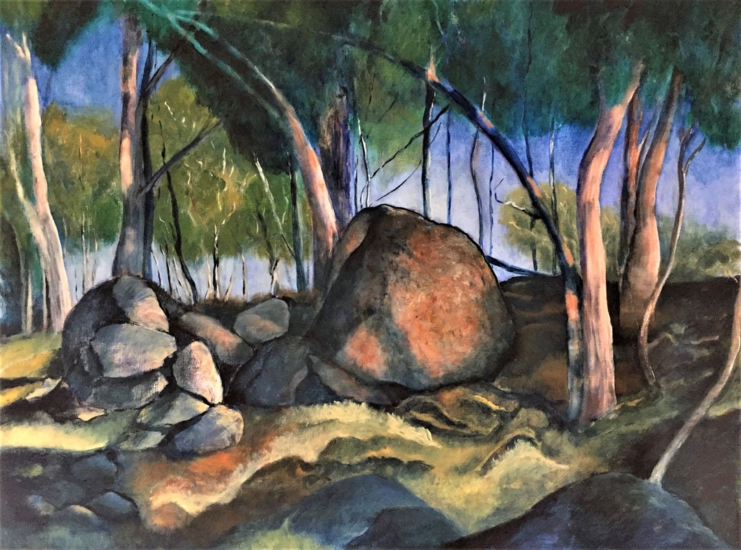 Prue Power Stannum Country Acrylic on Canvas